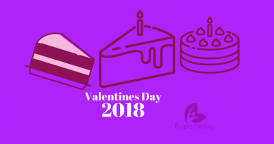 Valentines Day at Purple Nanny 2018