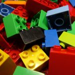 Plastic bricks